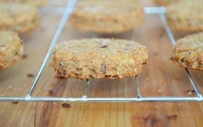 Mint Biscuit Recepie